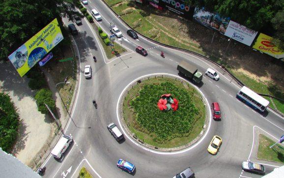 Pravila vožnje u kružnom toku