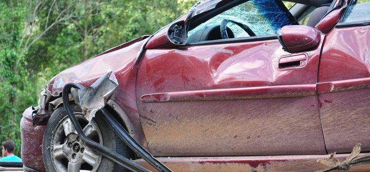Postupak naplate štete kod saobraćajne nesreće