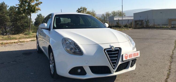 Test polovnog: Alfa Romeo Giulietta 2.0 JTDm