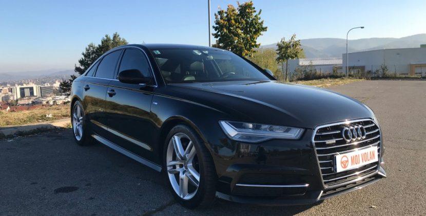 Test polovnog: Audi A6 C7 3.0 TDI/2.0 TDI 2015