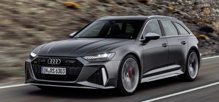 Predstavljen kralj brzih karavana – Audi RS6