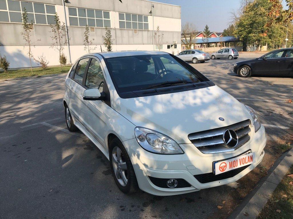 Mercedes B klasa B 180 CDI