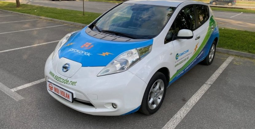 Test polovnog: Nissan Leaf 2015