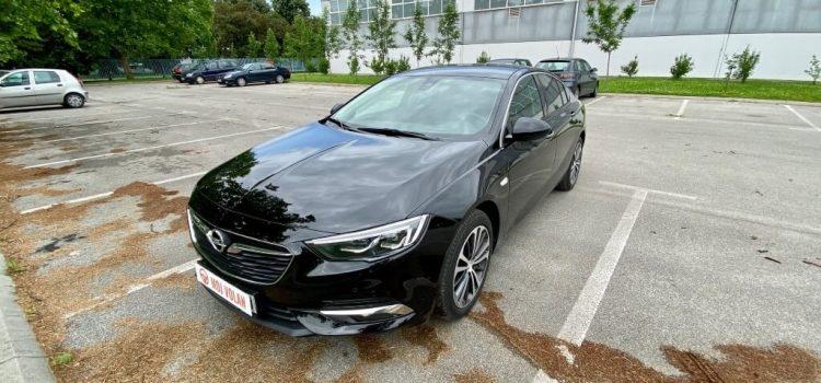 Test: Opel Insignia B 2.0 CDTI 2019