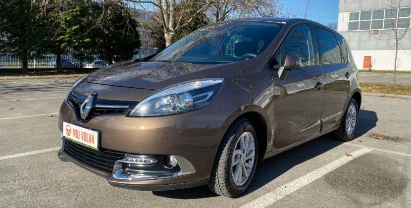 Test polovnog: Renault Scenic 3 1.6 dCi 2014