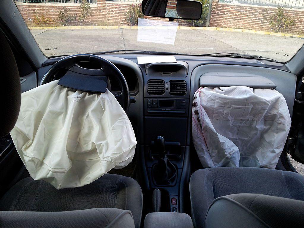 lampica airbag