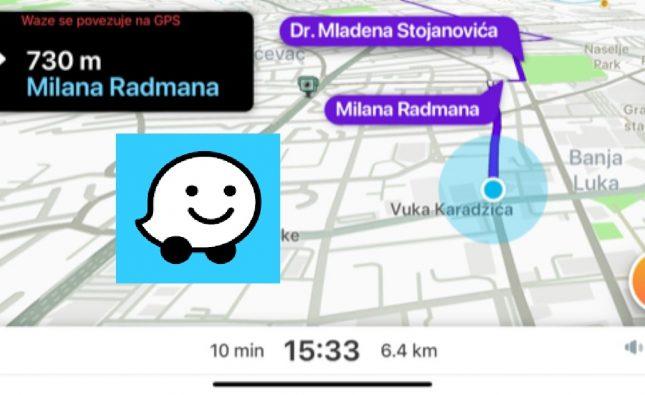 Test najbolje besplatne navigacije za telefon – Waze